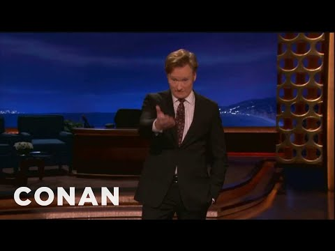 Conan - Tim Tebow Peanut OT Victory Recap