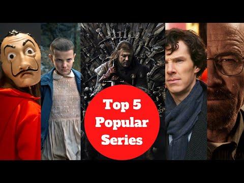 Top 5 Popular Series to Watch Now   World Class Best Series