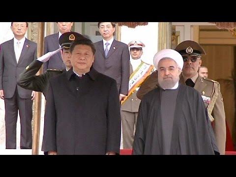 Ιράν: Διμερείς συμφωνίες συνεργασίας υπέγραψαν Ροχανί και Σι Τζινπίνγκ