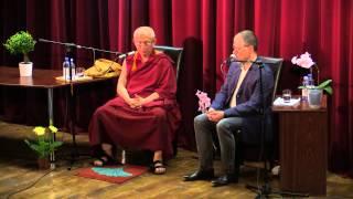Gonsar Tulku Rinpoche, conferinta Compasiunea, temeiul fericirii autentice, 2014