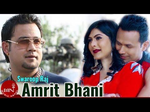 (Swaroop Raj Acharya New Song | Amrit Bhani | Dipak, Kabita & Jitendra | New Nepali Song 2075/2019 - Duration: 5 minutes, 55 seconds.)