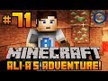 "Minecraft - Ali-A's Adventure #71! - ""IT'S DIAMOND!"""