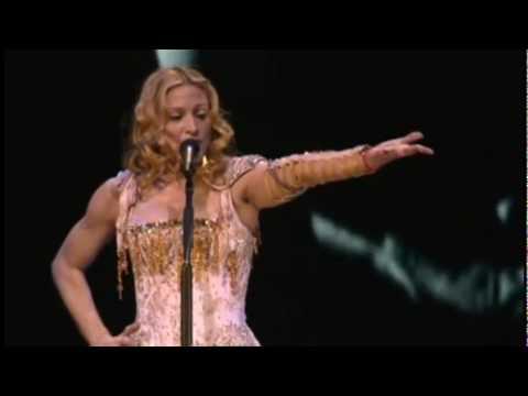 Madonna – Frozen (Re-Invention Tour Lisbon, HQ)
