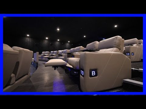 Breaking News | A Luxury Odeon Cinema With Leather Recliners Is Set To Open In October