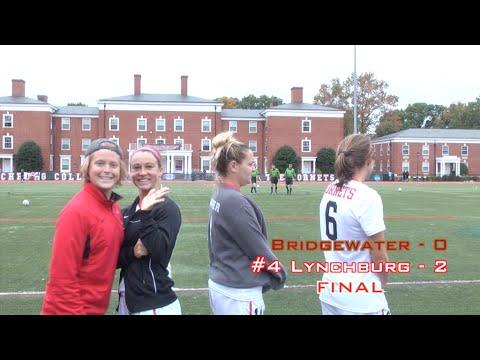 #4 Lynchburg Women's Soccer vs Bridgewater College