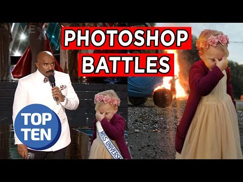 Reddit funny - Daily Dose of Reddit  Top 10 Savage Photoshop Battles  r/PhotoshopBattles Funny Comments & Moments