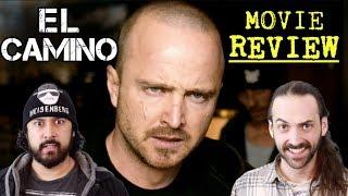 EL CAMINO: A Breaking Bad Movie - REVIEW!!! (Non Spoiler & Spoiler Talk) by The Reel Rejects