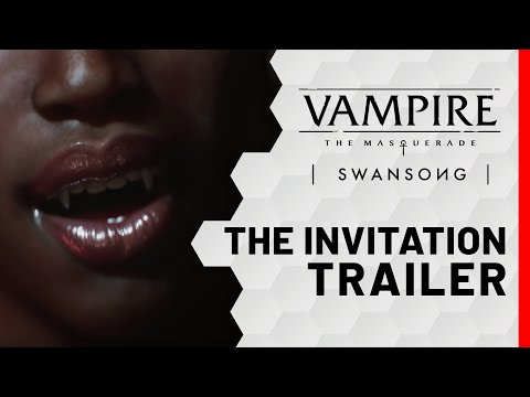 Vampire: The Masquerade – Swansong : The Invitation