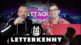 LetterKenny - Man Who Killed Hitler - SuckerPunch - Toro Y Moi / Freelance