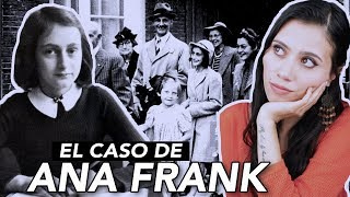 TODO sobre el CASO de ANA FRANK y sus TEORÍAS CONSPIRATIVAS   Paulettee