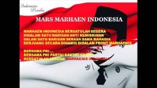 Mars PNI Marhaenisme