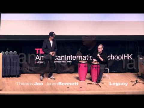 original - A short music recital was presented to the audience during the American International School's Tedx talk last 25 May, 2013. It served not only to showcase th...