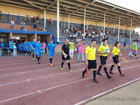 Resumen: Isla Cristina FC vs Club Atlético Algabeño