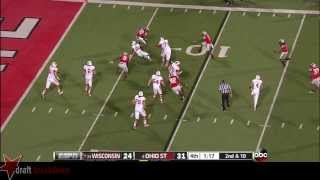 Michael Bennett vs Wisconsin (2013)