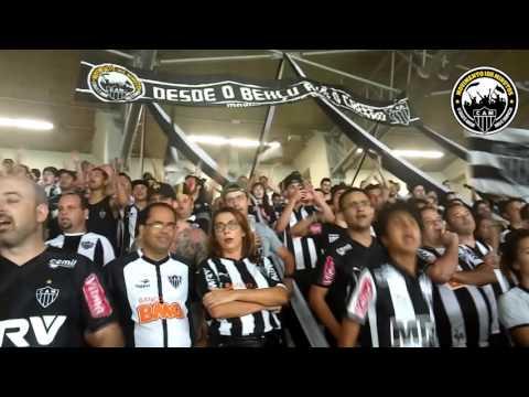 Movimento 105' -  Atletico 4x0 Melgar - 14/04/2016 - Movimento 105 Minutos - Atlético Mineiro