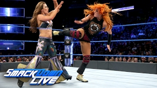 Nonton Becky Lynch vs. Mickie James: SmackDown LIVE, Feb. 14, 2017 Film Subtitle Indonesia Streaming Movie Download