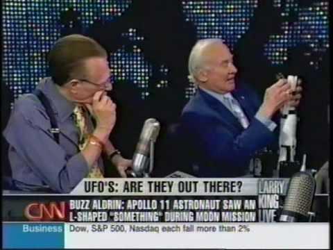 Buzz Aldrin explains Apollo 11 UFO sighting – not an alien ship