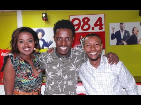 Romain Virgo LIVE on Hits not Homework with Amina & Soulo