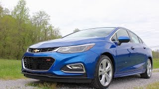 2016 Chevrolet Cruze Walkaround by MilesPerHr