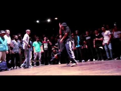 Me against the World | Pepito vs Batalla | Popping vs Hip-Hop Final