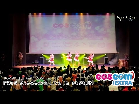 [Video] COSCOM EXTRA : Christmas – PSO2 Showcase live in COSCOM