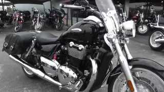 9. 434900 - 2010 Triumph Thunderbird - Used Motorcycle For Sale