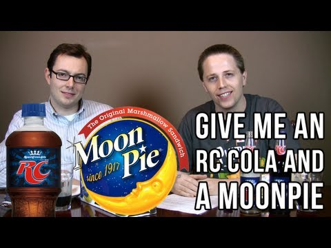 RC Cola - In the southern United States, the combination of RC Cola and a MoonPie is legendary. No one is really quite sure how it started. According to the MoonPie we...