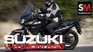 6. Prueba Suzuki V-Strom 650 ABS 2014