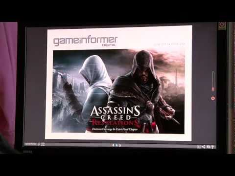 Game Informer Digital Magazine Walkthrough