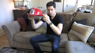 Ben Aaron Picks Out His Son, Adrian's First Halloween Costume