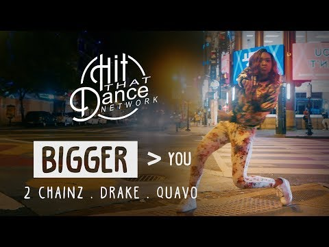 2 Chainz - Bigger Than You Ft. Drake & Quavo (Dance Cover By Psyrenn)