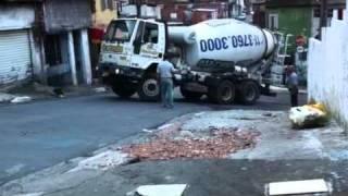 Caminhão Descontrolado
