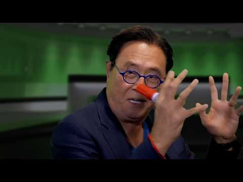 GETTING A JOB IS FOR LOSERS - LESSONS WITH ROBERT KIYOSAKI, RICH DAD POOR DAD