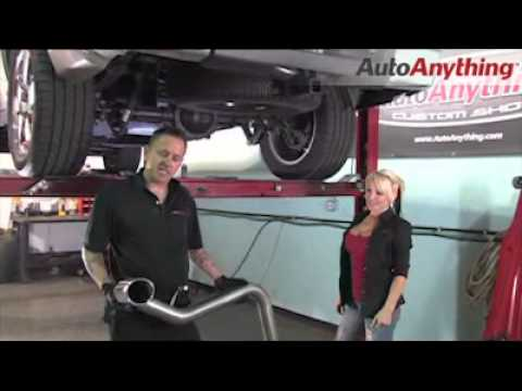 Install Magnaflow Exhaust Systems on a Chevy Silverado – AutoAnything How-To
