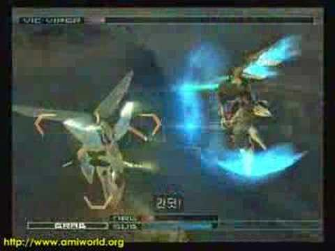 Jehuty - [PS2] ZONE OF THE ENDERS THE 2nd RUNNER KOREAN LOCALIZED (VOICE : JAPANESE, SUBTITLE : KOREAN) - JEHUTY vs VIC VIPER (difficulty : VERY HARD)