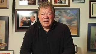 William Shatner Speaks About His Tinnitus