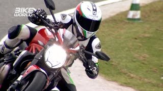 2. Ducati Monster 1200 R - Review | First Ride