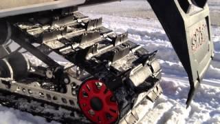 5. 2011 Ski-doo Renegade Backcountry 800R E-TEC