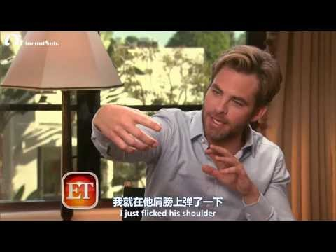 【Pinenuts字幕组】Jack Ryan - Anatomy of a Cast on ETonline (EN/CN)