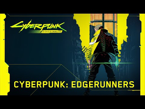 Cyberpunk 2077 : Annonce de l'anime Cyberpunk: Edgerunners