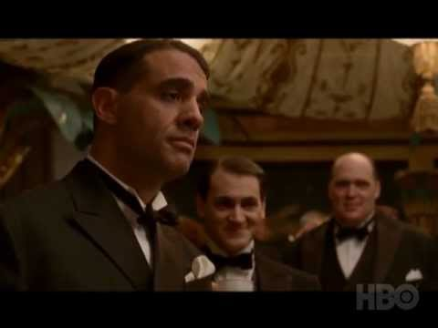 Boardwalk Empire Season 3 (Clip 'Gyp Rosetti Arrives at the New Year's Eve Party')