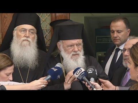Ιερώνυμος :'Άλλο συμφωνία και άλλο πρόθεση να συμφωνήσουμε