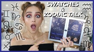 MY ZODIAC COLLECTION WITH COLOURPOP!!!!!!!! #TheZodiac