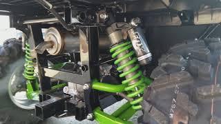 6. 2018 Kawasaki Teryx 4LE Powersports of Carol Stream IL 60188 $16999
