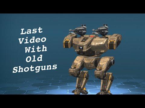 Nemesis - Pulsar Setup - War Robots Gameplay WR
