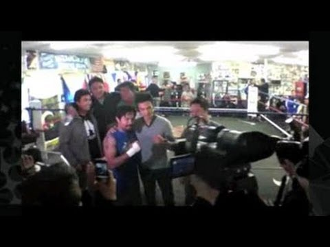 Pacquiao feels Marquez insulted his manhood
