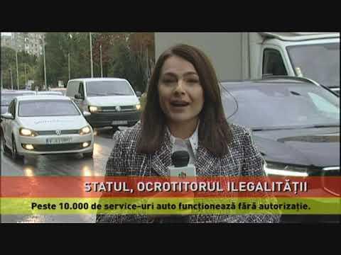 Pierderi de 500 de mil. de euro la buget, provocate de service-urile neautorizate
