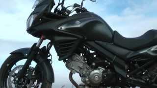 6. Suzuki Vstrom 650