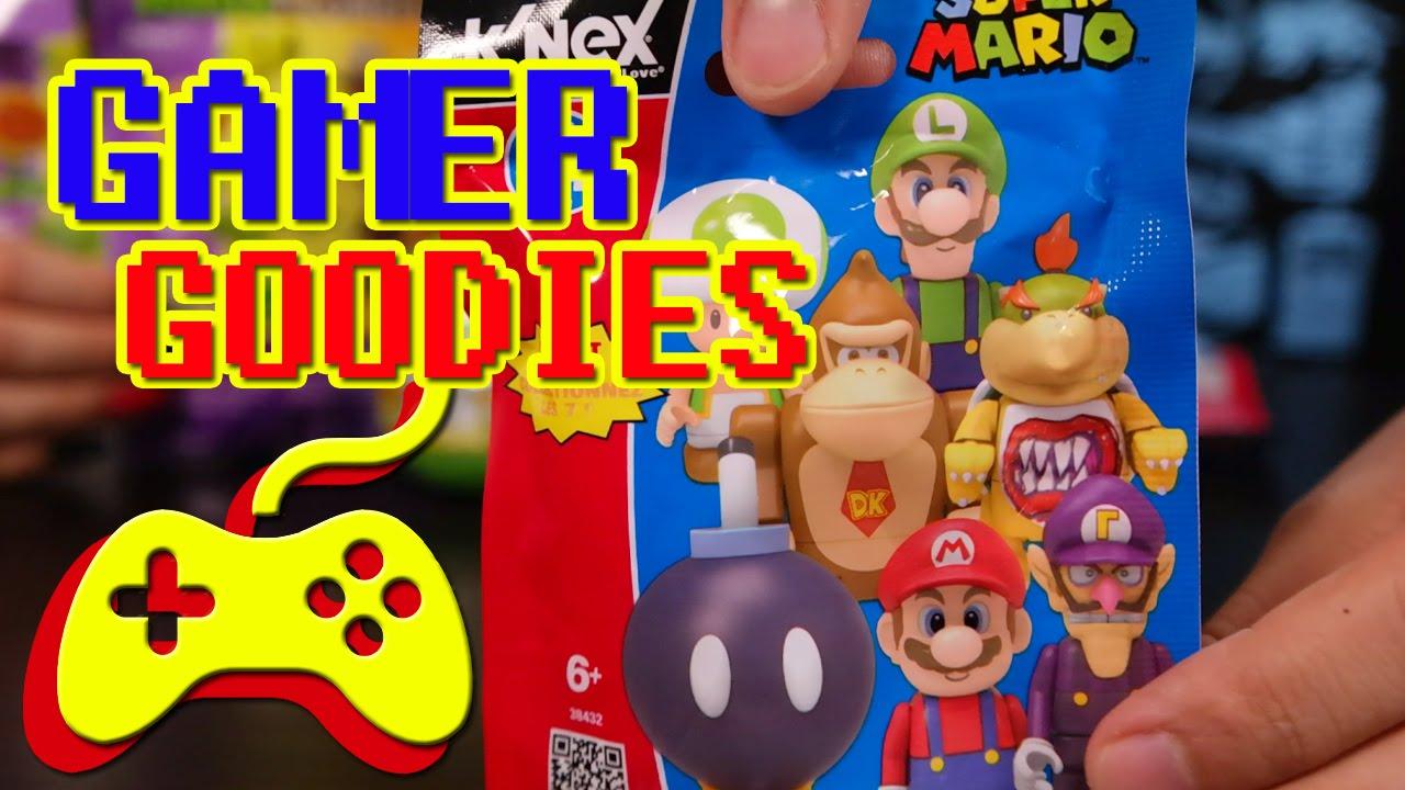 GAMER GOODIES! Video Game Blind Bags