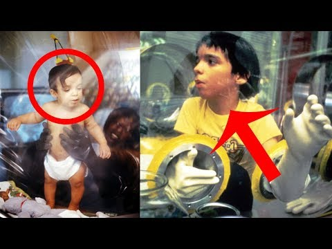"""The Heartbreaking True Of Story Of What Happened To The """"Bubble Boy"""""""
